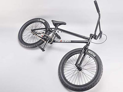 Mafiabikes Kush 2 20 inch BMX Bike BLACK