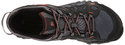 Merrell All Out Blaze, Men's Speed Laces Multisport Outdoor Shoes - Black/Red, 8.5 UK