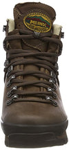 Meindl Women's Borneo Lady 2 MFS (XL) High Rise Hiking Shoes, Brown (Dunkelbraun/Nougat 46), 7.5 UK