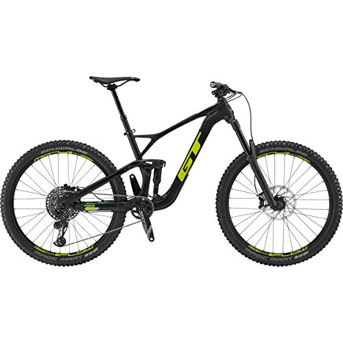 "GT 27.5"" M Force Crb Expert 2019 Complete Mountain Bike - Raw"