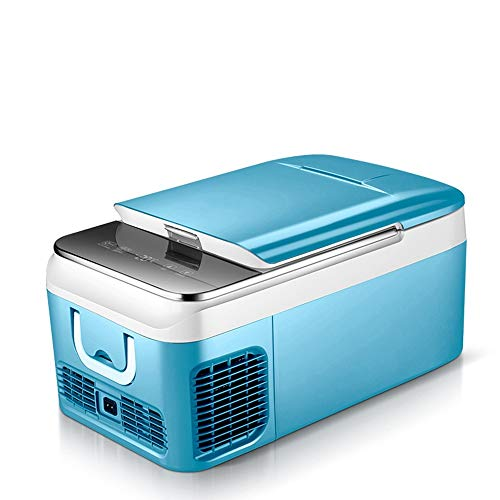 GUANHONG Car refrigerator refrigeration mini refrigerator small freezer car home dual-use compressor car refrigeratio