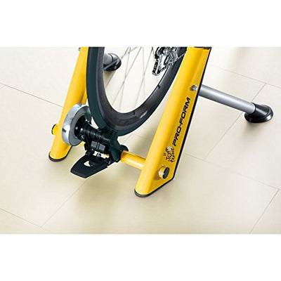 Tacx T2325 Pro-Form Yellow Jersey Cycle Trainer