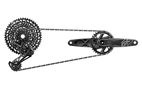 Sram 00.7918.071.001 GX Eagle 12-Speed Groupset, 175mm