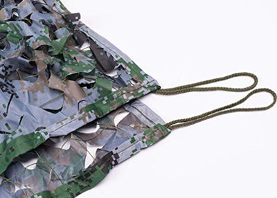 SSZPZHANG Tarpaulin Camouflage Camouflage Net, Camping Camouflage Net Suitable For Outdoor Hunting Holiday Decoration Outdoor, camping, roof, photography (Size : 10 * 20m)