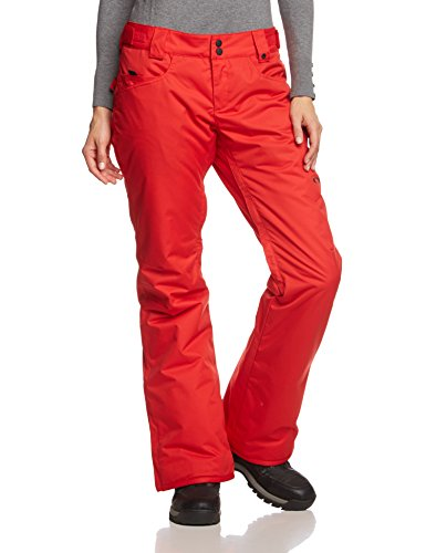 Oakley Women's Tango Insulated Pant, Red Line, Medium