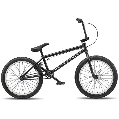 "We The People Arcade BMX Bike 20"" Matt Black"