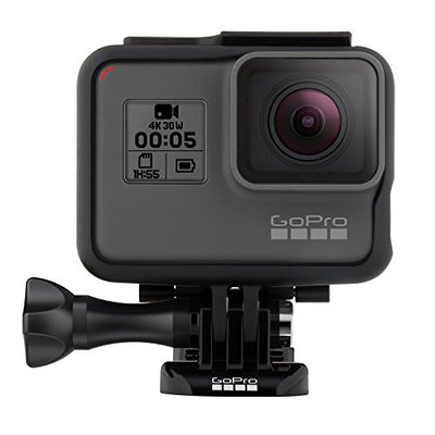 GoPro HERO5 CHDHX-501 4K Action Camera with Voice Control - Black