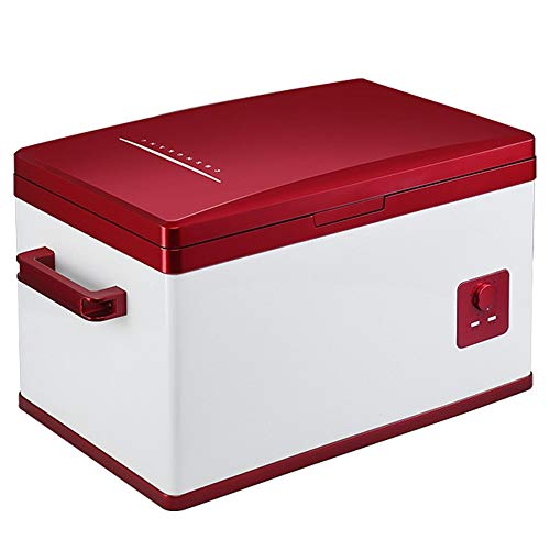 GUANHONG Car refrigerator compressor car dual-use mini 30L small refrigerator freezer insulin refrigerated box youth