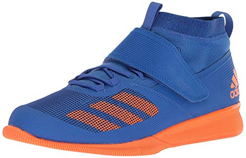 adidas Crazy Power RK Mens Weightlifting Shoes - Blue-9