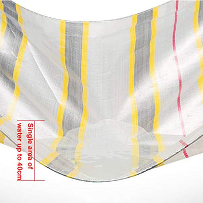 Multi-Purpose Tarpaulin Outdoor Tent Tarp Cover Tent Shelter Cover Tarp Protection Sheet Canopy Tent Truck Covers Camping Ground Sheets Outdoor Rain Covers Drop Cloths Backpacking Shade Ground Cover