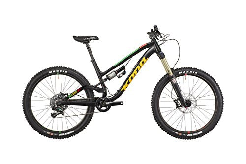 Kona Process 167 Mountain Bike 2016 - Black , Medium