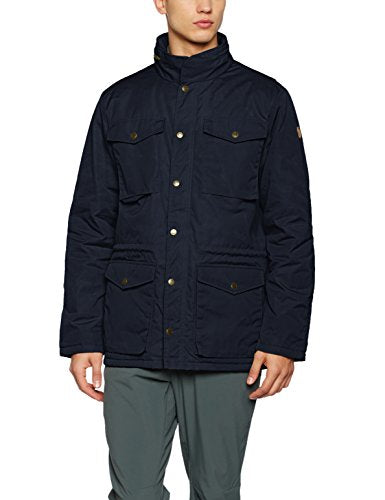 FJÄLLRÄVEN men's räven winter jacket, Men, 82276-555, Dark Navy, M