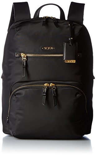 Tumi Voyageur Halle Backpack, Black - 0484758D