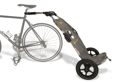 Burley Travoy Bike Trailer - Grey