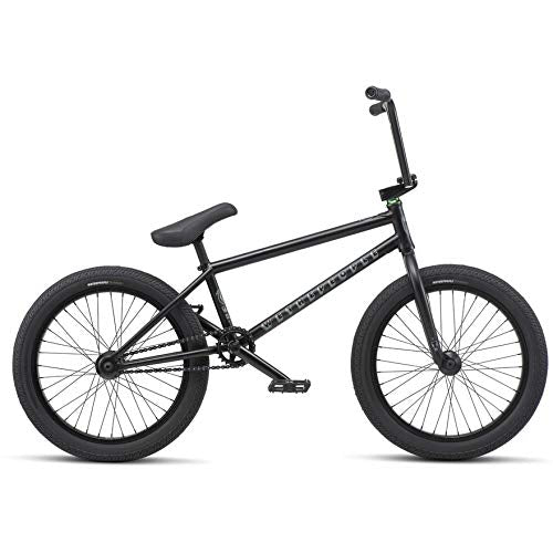 "WeThePeople Trust RSD FC BMX Bike 20"" Matt Black"