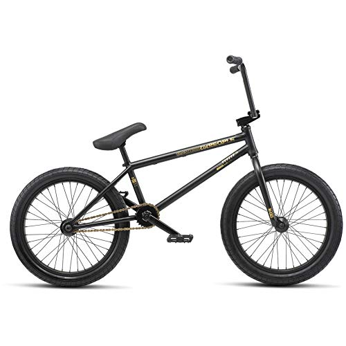 "We The People Reason BMX Bike 20"" Matt Black"