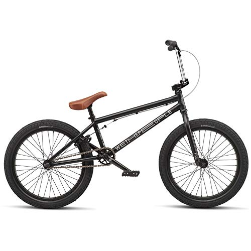 "We The People CRS BMX Bike 20"" Matt Black"
