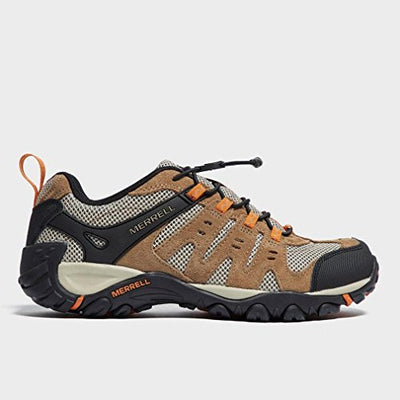 Merrell Men's Accentor Stretch Walking Shoe, Brown, UK6.5