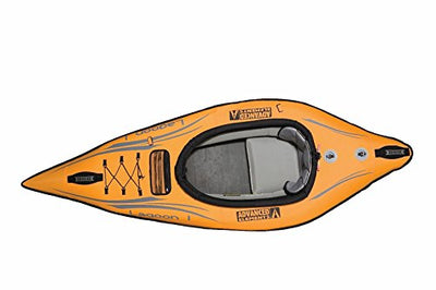 ADVANCED ELEMENTS Unisex Adult Lagoon1 Kayak - Orange