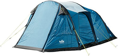 Royal Atlanta Air 4 Person Tent - Blue