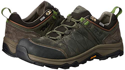 Teva Men's Arrowood Riva WP High Rise Hiking Boots, (Black Olive Blko), 9 (43 EU)