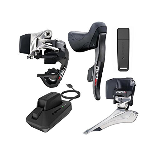Sram Red eTap WiFLi Drivetrain Set 2x11 black 2017