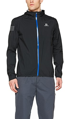 Salomon Men Bonatti WP Sport Jacket, Black, M