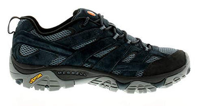 Merrell Moab 2 Vent Walking Shoes - SS18-9.5 Navy Blue