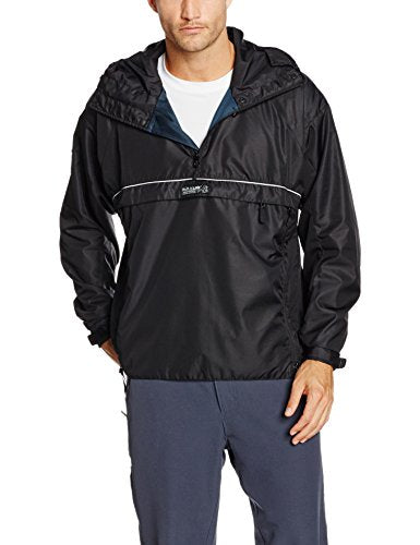 Paramo Directional Clothing Systems Men's Velez Adventure Waterproof Breathable Jacket-Black, X-Large