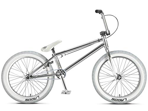 "Mafiabikes Madmain 20"" Chrome Harry Main BMX Bike"