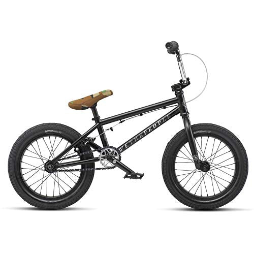 "We The People Seed BMX Bike 16"" Matt Black"