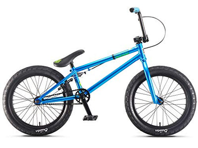"Mafiabikes Madmain 18"" Teal Harry Main BMX Bike"