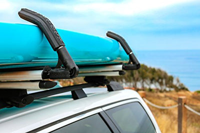 Lockrack Single SUP Rooftop Carrier, Aluminum