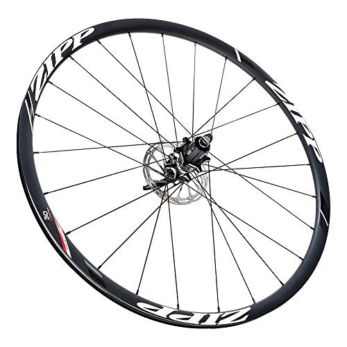 Zipp 30 Course Disc Brake Rear Tubular 10/11 Speed SRAM QR and 12 x 135/142 mm Through Axle Caps Wheel - Black