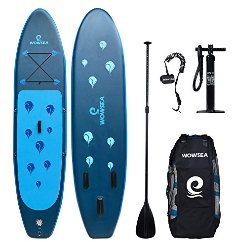 WOWSEA Inflatable Stand Up Paddleboard 10.6ft