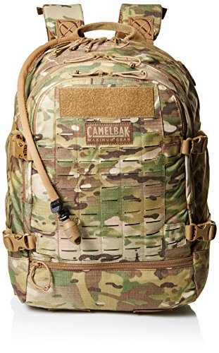 Camelbak 62480 Skirmish 100 Oz/3L Mil Spec Antidote Lr (Multicam) - Multicoloured, N/A
