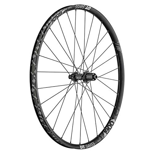 "DT Swiss HR E 1900 Spline DB 29""/30mm Aluminium CL 148 / 12mm TA Boost Shimano Black"