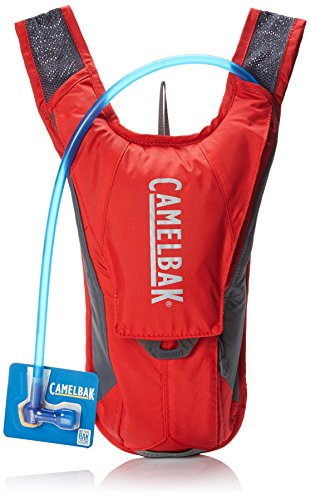 Camelbak Men's HydroBak Backpack-Racing Red/Graphite, 50 oz
