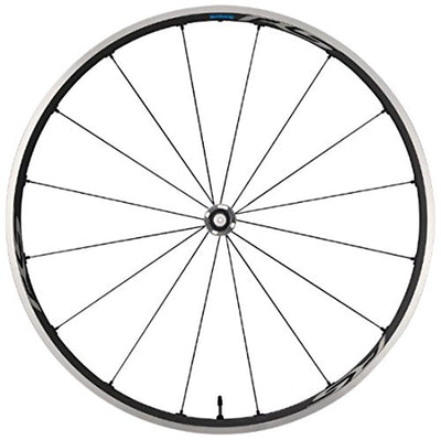 SHIMANO Unisex's WH-RS500-F Wheels, Grey, 700C