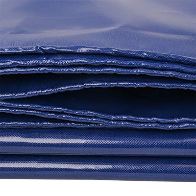 Linana Tarpaulin, Thick Multifunctional Rain Cloth, Sun Visor, Windproof, Covered By The Port, A Variety Of Sizes To Choose From (Color : 4X8M)
