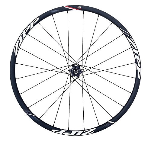 Zipp 30 Course Disc Brake Front Clincher QR, 12 mm and 15 mm Through Axle Caps Wheels - Black