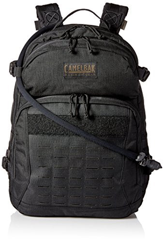 CAMELBAK Motherlode 100 Ounce 3 Liter Long Mil Spec Hydration Backpack, Black