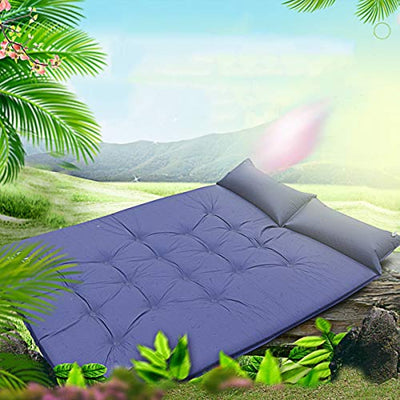 AN-JING Double Automatic Inflatable Cushion Raincoat And Moistureproof Indoor Outside Inflatable Cushion durable