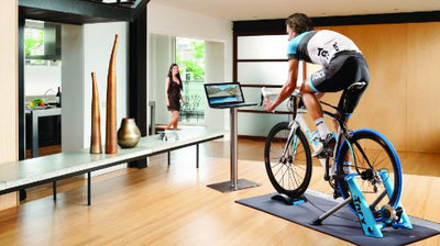 Tacx Blue Motion High Power Folding Magnetic Trainer