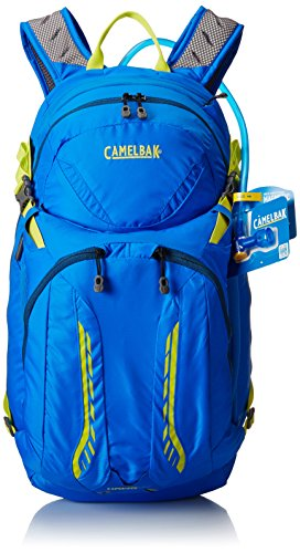 Camelbak Unisex's Hawg NV Hydration Pack-Electric Blue, 20 Litre, One Size