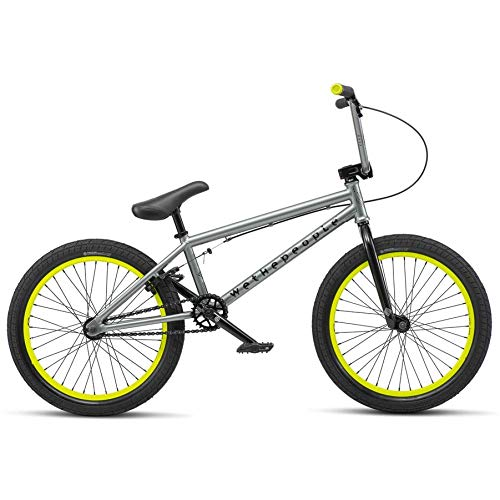 "We The People Nova BMX Bike 20"" Quicksilver"