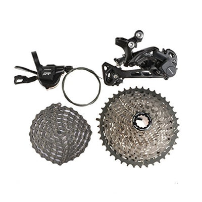 Shimano Deore XT M8000 Groupset Drivetrain Group Kit 11-speed Derailleur