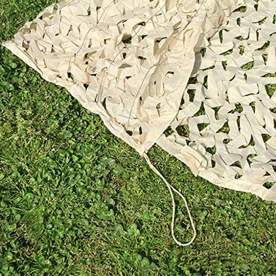 Woodland Camouflage Netting Outdoor Decoration Sunshade/Shading Net Camo Net Blinds Garden Shade Mesh for Camping Shooting Hunting, Military Themed Party Decoration