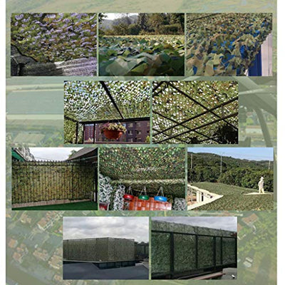 Outdoor Sunscreen Shade Net Military Army Camo Netting Camouflage Hunting Shooting Net Bulk Lightweight Camping Accessories Shade Cover Top Shade Cloth