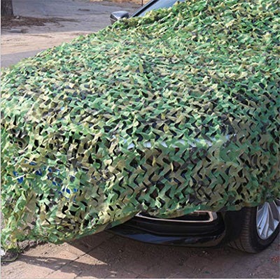 Woodland Camouflage Netting | Military Mesh | Camouflage Grid | Camouflage Hunting Shooting Net | Army Camo Net | Camo Netting Cover | Sunscreen Nets | Awnings | Car Covering Tent